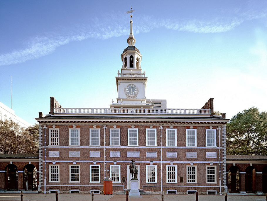 independence hall philly philadelphia pa